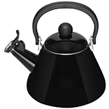 Le Creuset Kone Kettle Whistle